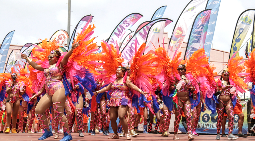 Vincy Mas A Carnival With A Difference